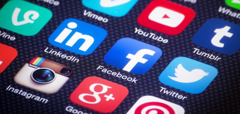 8 redes sociales con más seguidores
