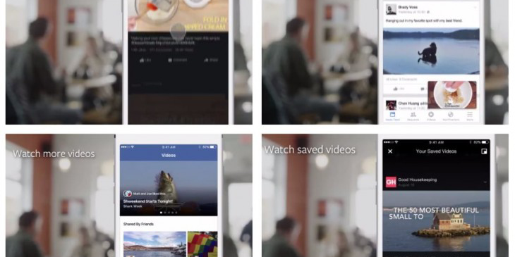 "Facebook presenta su propio ""Youtube"""