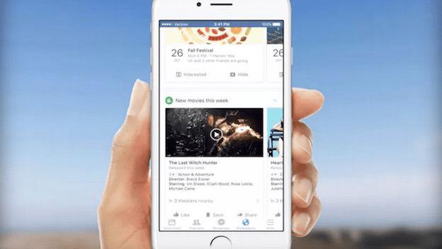 """Facebook quiere """"noquear"""" a Google Now con su nueva pestaña de notificaciones"""