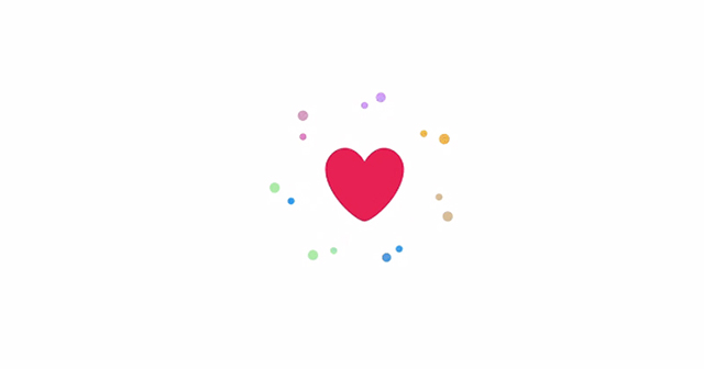 Los corazones de Twitter se usan un 6% más que las estrellas