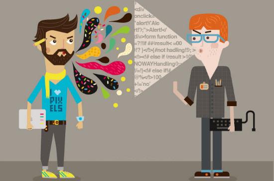 Diferencias entre un diseñador web y un desarrollador web