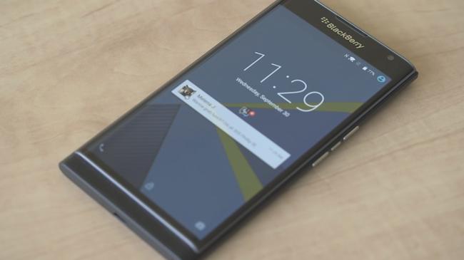Así es el esperado desembarco de BlackBerry en Android