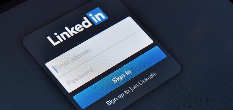 Así es la nueva app de LinkedIn para móvil