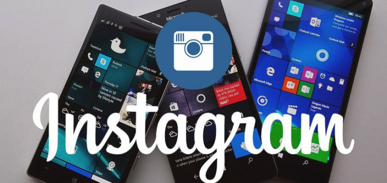 Windows 10 Mobile ya tiene app de Instagram
