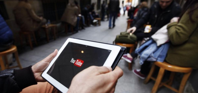 Youtube el favorito de la Generación Z