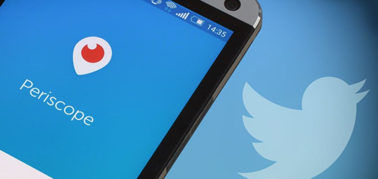 Twitter en Android ya reproduce streams de Periscope