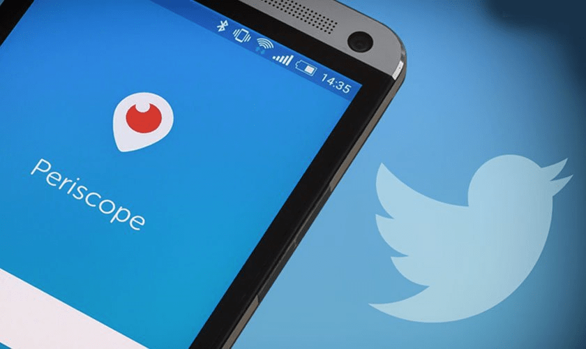 Periscope twitter android