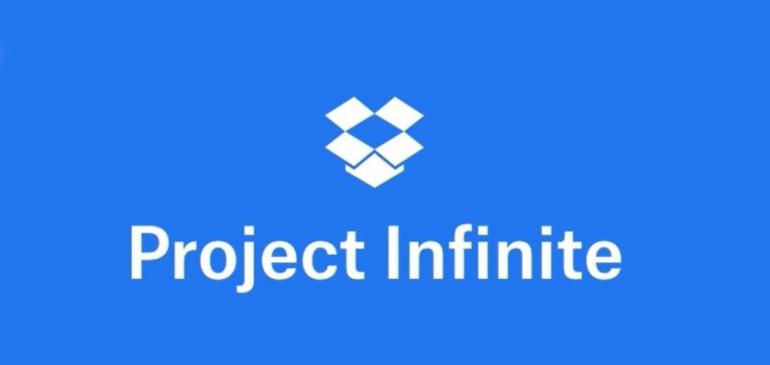 Project Infinite, una forma fácil de usar Dropbox