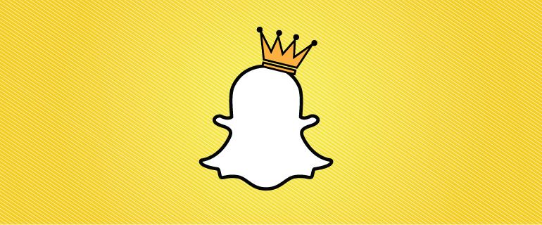 Snapchat sigue siendo la preferida