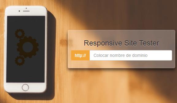 Esta herramienta nos dice si un sitio web es responsive