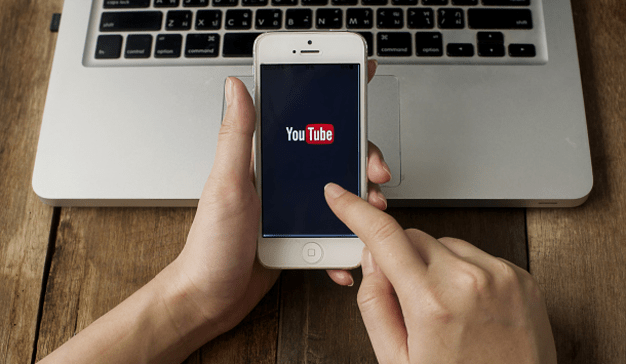 YouTube prueba cambios en su app