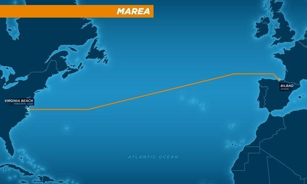 Facebook y Microsoft crearán un cable transatlántico