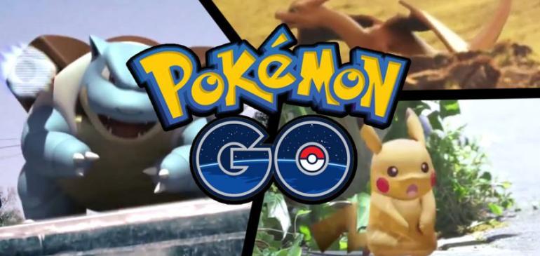 Pokémon GO hace pruebas de registro de usuarios