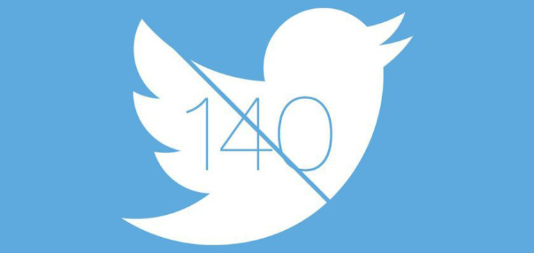 ¡Los tweets con más de 140 caracteres llegaron!