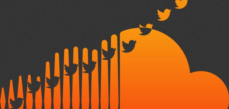 Twitter invierte en SoundCloud