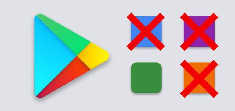 Google Play sugiere borrar apps abandonadas