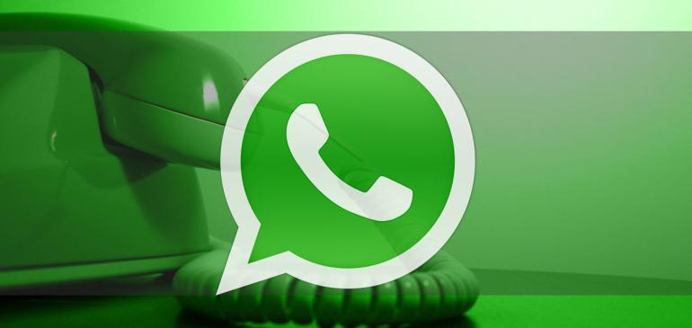 Whatsaap agrega buzón de voz