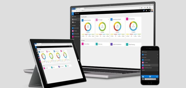 """Microsoft lanza su organizador de tareas """"Planner"""""""