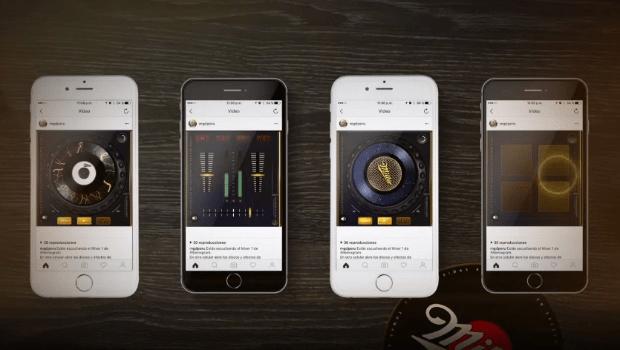 Remixgram usa una original campaña en Instagram