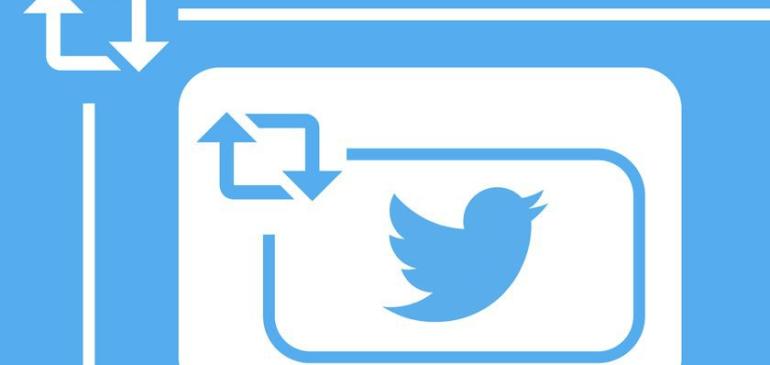 Ya puedes Retwittear tus propios Tweets