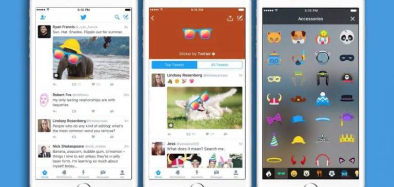Twitter lanza etiquetas para fotos