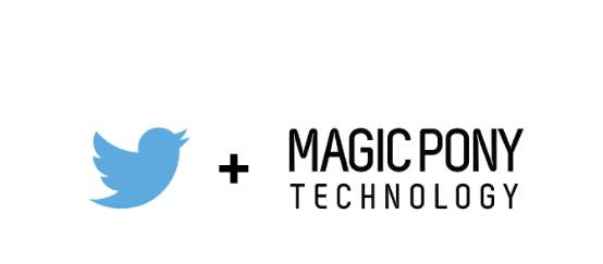 Twitter compra Magic Pony