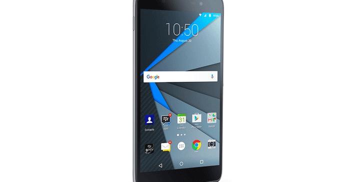 Blackberry presenta el celular más seguro del mundo