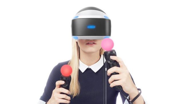 Al descubierto la Playstation VR