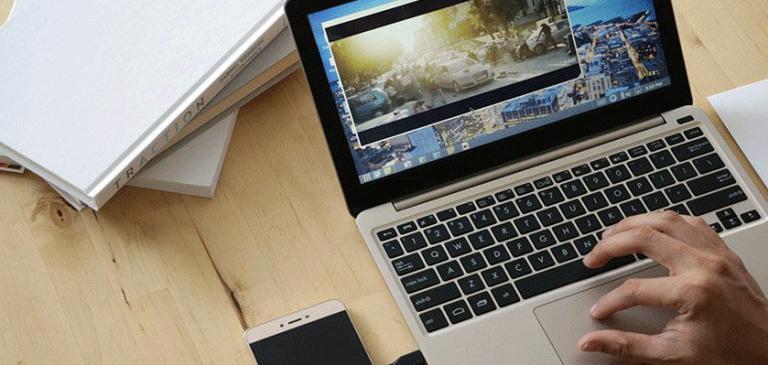 Superbook transforma tu Android en una laptop