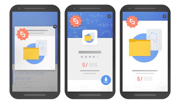 Google empezará a penalizar las webs con engorrosos pop-ups