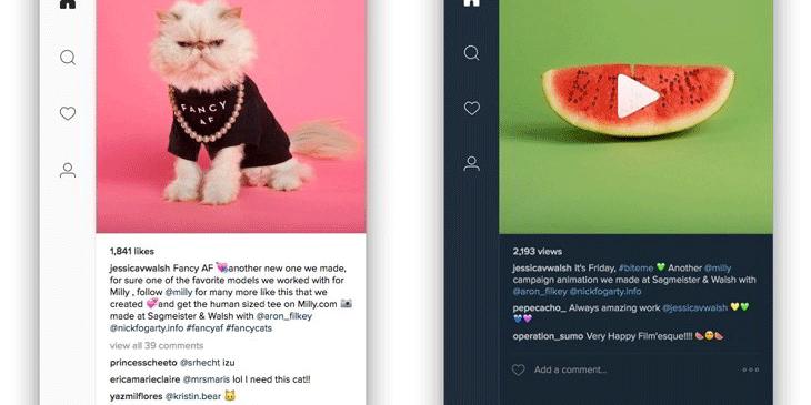 Ramme, la aplicación para gestionar Instagram en Windows, Linux y Mac