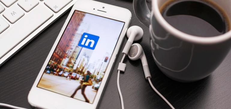 LinkedIn actualiza su versión móvil