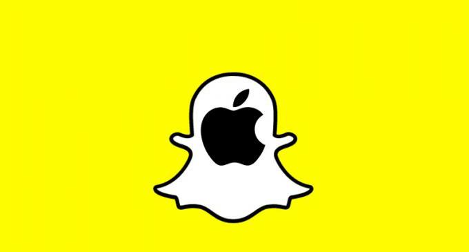 ¿Apple esta creando su propio Snapchat?