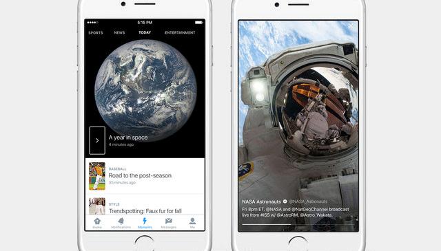 Twitter extiende el uso de moments a todos sus usuarios