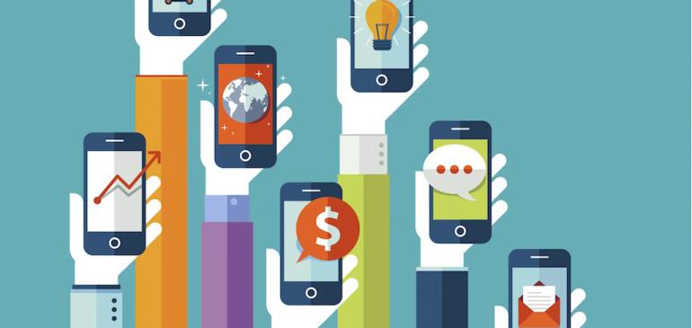 Las apps móviles le quitan el sueño a Google
