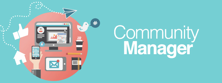 ¿En qué áreas se preparan los community manager?