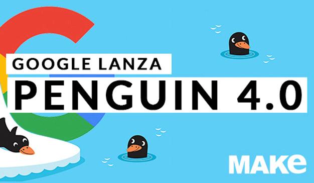 Google actualiza su algoritmo Penguin