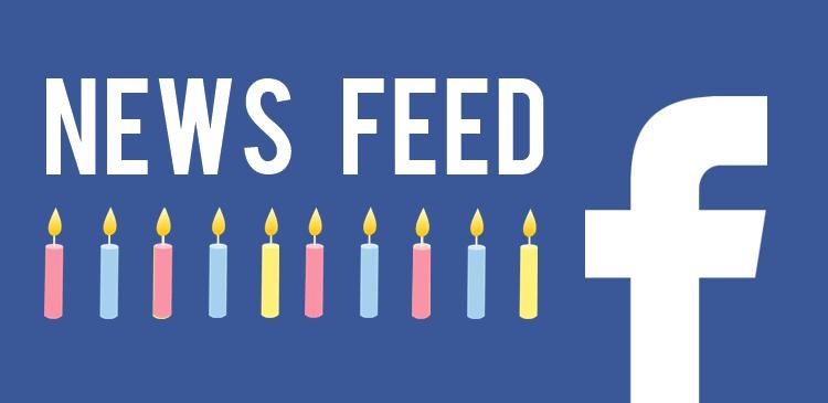 Historia de News Feed de Facebook en su 10º aniversario