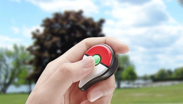 El wearable Pokémon Go Plus se lanzará el 16 de septiembre
