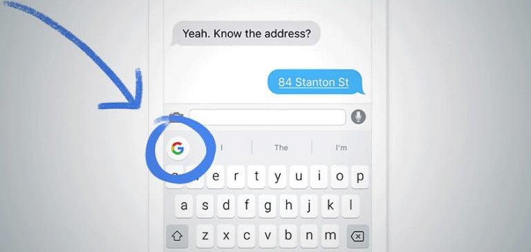 Mejoran el teclado de Google