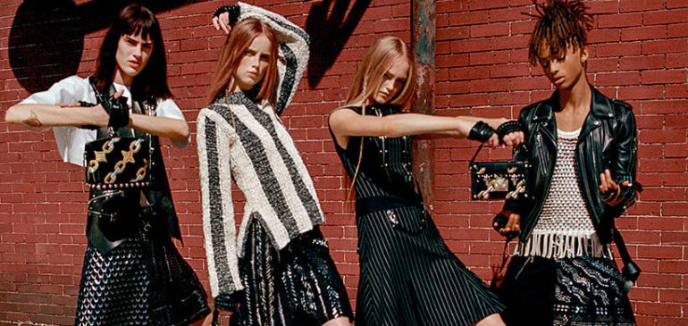 ¿La red social más utilizada por las franquicias de moda es?