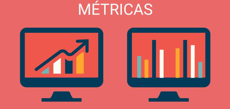 Las redes sociales y las métricas