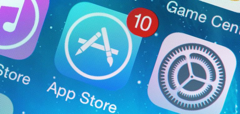 Marcas apuestan por Apple en descargas
