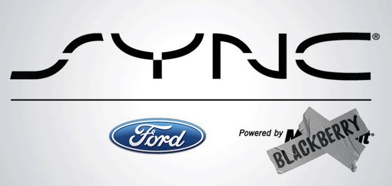 Ford y BlackBerry unen fuerzas