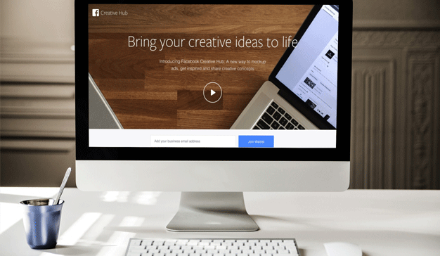 Facebook lanza Creative Hub