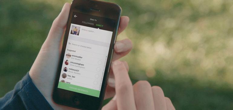 Instagram mejora su privacidad