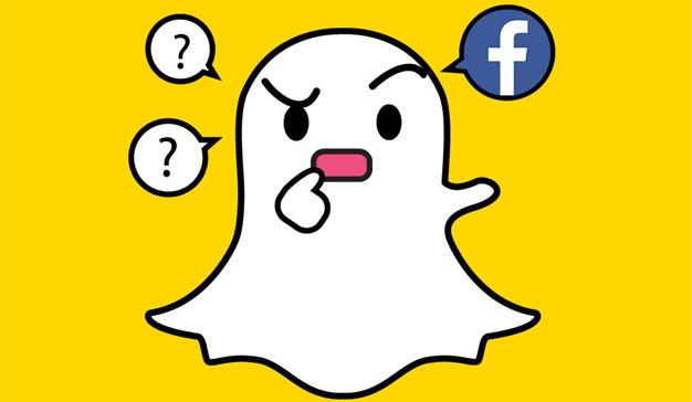 Facebook quiere ser Snapchat