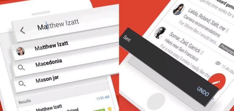 Gmail para iOS ahora es mejor
