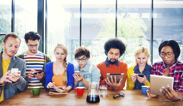 Consumidores influenciados por el social media