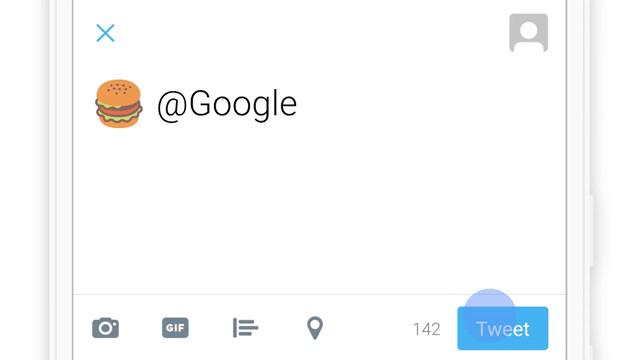 Realiza búsquedas con Google,Twitter y emojis